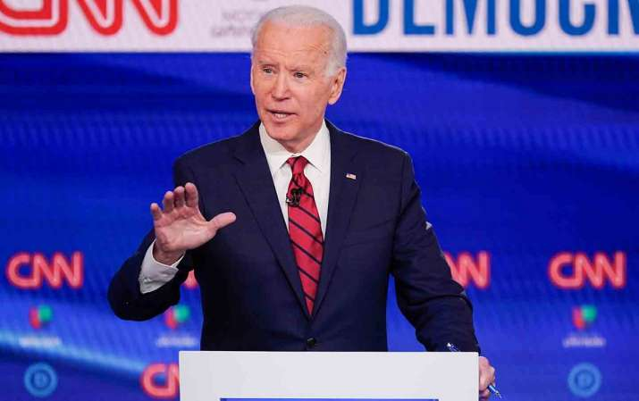 American President-elect Joe Biden