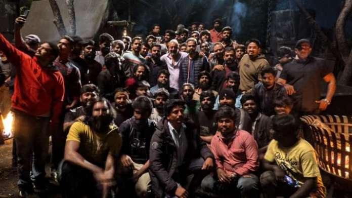KGF: अध्याय 2: यश, संजय दत्त और अन्य लोगों ने क्लाइमेक्स शूट किया, फिल्म पर काम किया