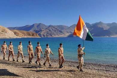 Indian Army to deploy fully-armed indigenous boats at Pangong lake for rapid troop deployment, patrolling