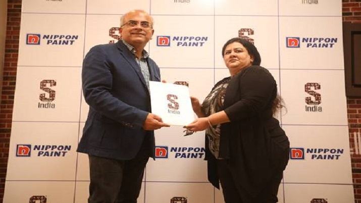 """India Tv - Nippon Paint partners with Seekho India to train over 5000 youth as its """"Virtual Sales Warrior"""""""
