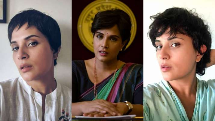 Richa Chadha wears wig for Madam Chief Minister instead of chopping hair owing to her wedding plans