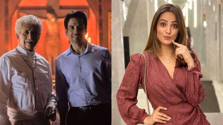 Anita Hassanandani, Tusshar Kapoor reunite in 'Maarrich' co-starring Naseeruddin Shah