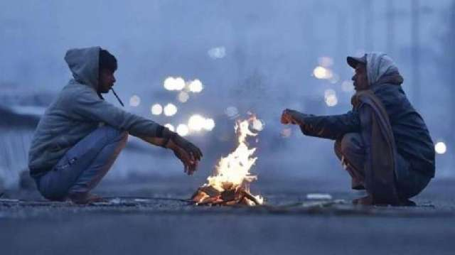 Cold Wave: IMD issues cold wave alert for north Indian plains