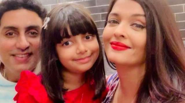 Aishwarya Rai Bachchan's sweetest wish for Abhishek Bachchan