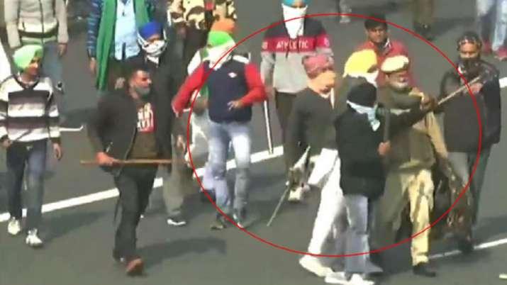 India Tv - Delhi Police, Republic Day, R Day violence