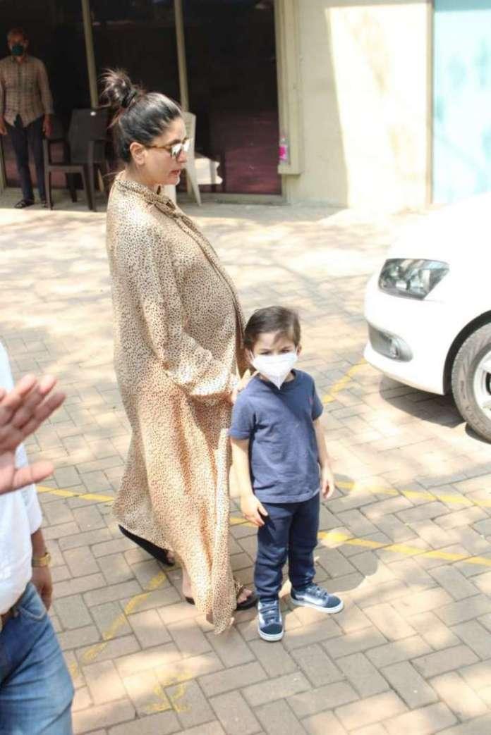 India Tv - kareena kapoor khan, Taimur