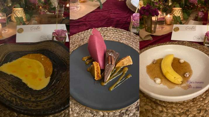 India Tv - Inside Riteish Deshmukh, Genelia D'Souza's romantic 9th anniversary celebrations | Pics and Videos