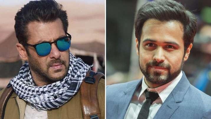 Salman Khan, Katrina Kaif, Emraan Hashmi, Tiger 3