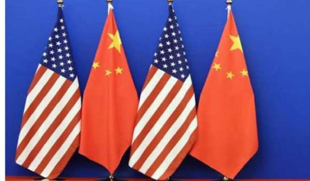 US engaged in strategic competition with China: White House