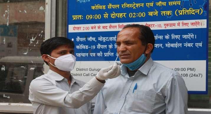 delhi covid cases today, mumbai cases today,maharashtra coronavirus cases,MP covid cases, Punjab cov
