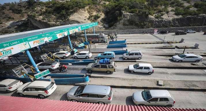 nitin gadkari, nitin gadkari statement, toll plaza remove, nitin gadkari speech
