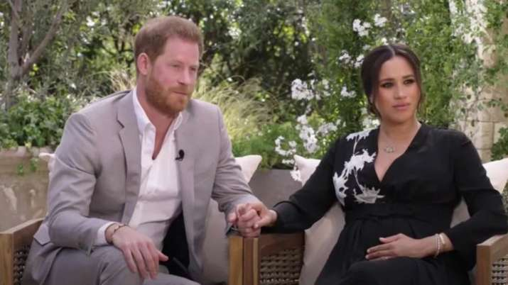 Meghan Markle tears into royal family in Oprah Winfrey interview:How could they expect we would just be silent