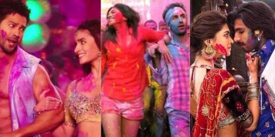 Holi 2021: Badrinath Ki Dulhania for Ram-Leela, Bollywood films for spending time with family