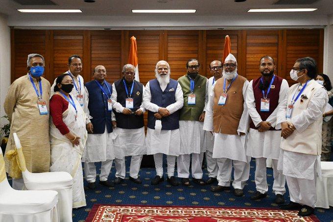 India Tv - pm modi bangladesh, modi bangladesh visit, pm modi sheikh hasina meeting, modi bangladesh visit