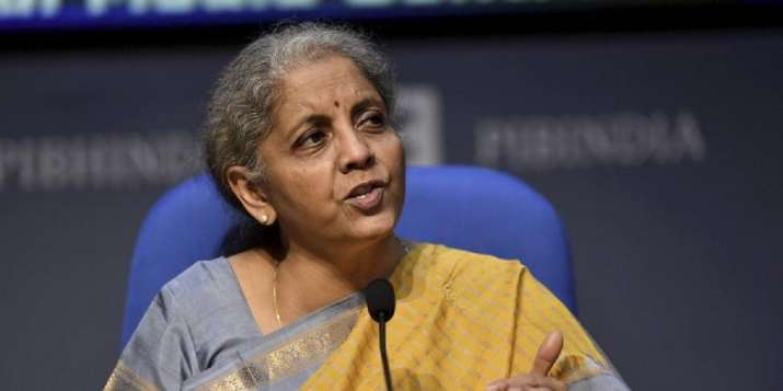 Need complete trust between industry and the government: Sitharaman