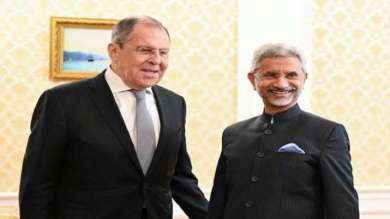 Top leaders of US, Russia to hold parleys in New Delhi today