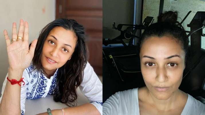 Namrata Shirodkar believes exercise is challenging after a long break