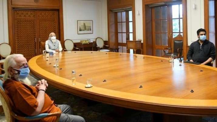 R Madhavan meets PM Modi, ISRO scientist Nambi Narayanan to discuss Rocketry: The Nambi Effect