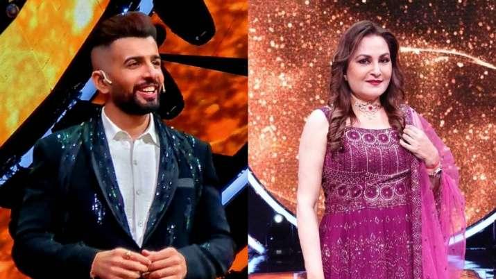 Indian Idol 12: Jay Bhanushali says, 'Jaya Prada is crystal clear at heart'