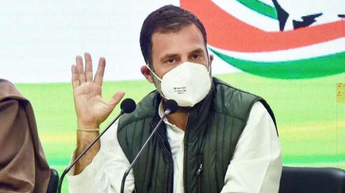 Rahul Gandhi demands free vaccination for all, tweets dictionary meaning of word 'free' | Latest News Live | Find the all top headlines, breaking news for free online April 29, 2021