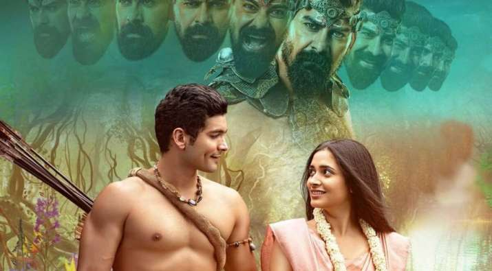 Trailer of web series Ramyug released: Now watch the tale Ramayan unfold on OTT