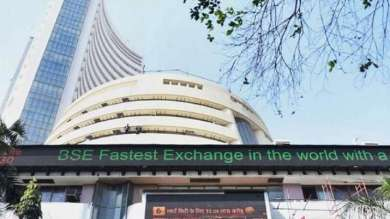 Sensex rallies 375 points, Nifty tops 14,400