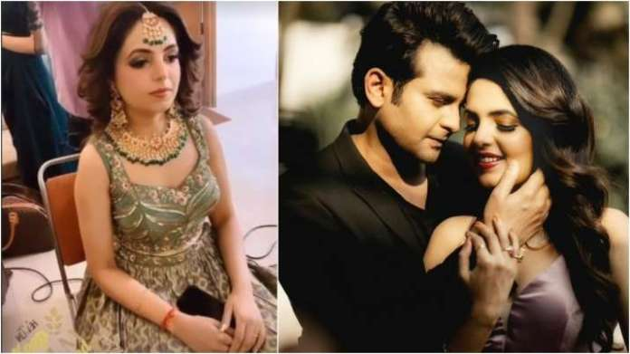 Sugandha Mishra to marry Sanket Bhonsle in Jalandhar, a sneak peek into her intimate mehndi ceremony | Latest News Live | Find the all top headlines, breaking news for free online April 25, 2021