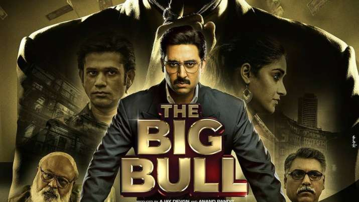 The Big Bull Review: Abhishek Bachchan is an unconvincing messiah in this  blotched scam