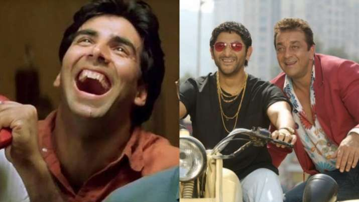 World Laughter Day: Hera Pheri to Munnabhai MBBS, 5 comedies that defined the decades they were made in