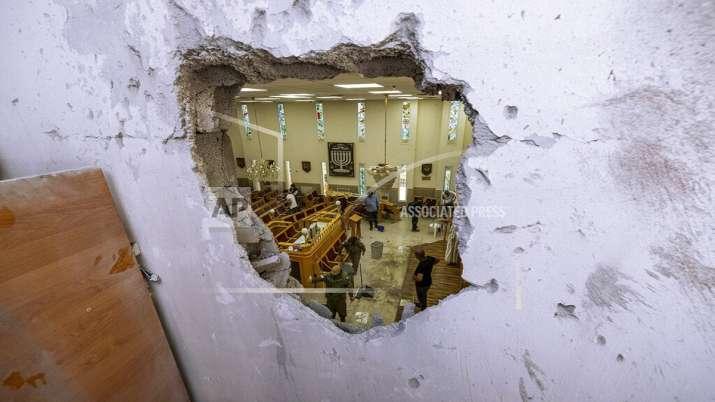 India Tv - Dubai, United Arab Emirates, Hamas, arsenal, strike Israel, Tel Aviv, submarine attack, Israeli-Egyp