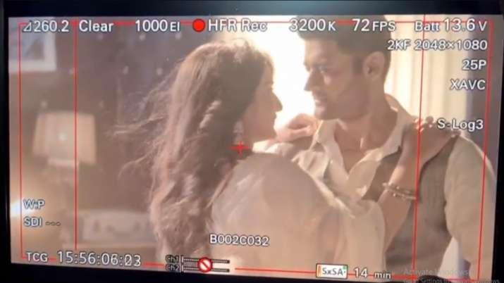 Shaadi Mubarak: Rati Pandey shares unseen footage, says is eager to be back in action