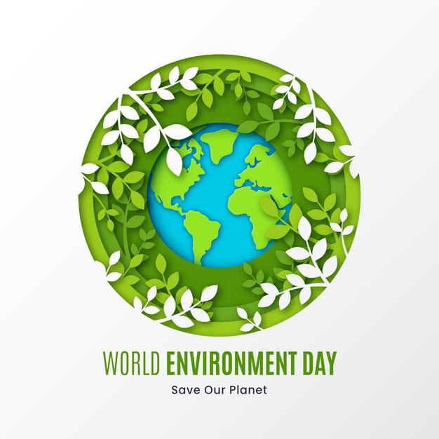 India Tv - Happy World Environment Day 2021!