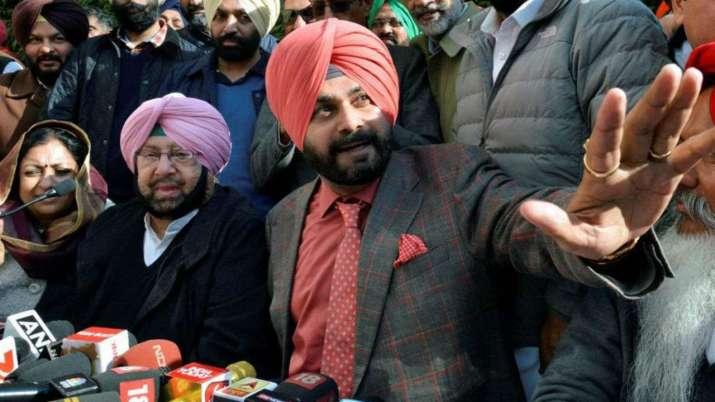 Punjab infighting Election, Amarinder Singh vs Navjot Singh Sidhu, Sonia gandhi, punjab congress lat