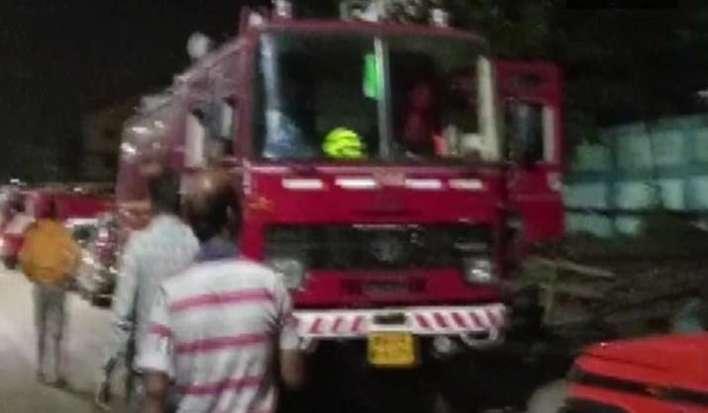 Explosion at chemical plant in Maharashtra's Palghar