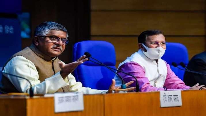 ravi shankar prasad, prakash javadekar, bjp, modi cabinet expansion,cabinet expansion modi cabinet n