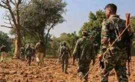 چھتیس گڑھ : نکسل باڑیوں کے حملے میں دو بھارتی فوجی ہلاک