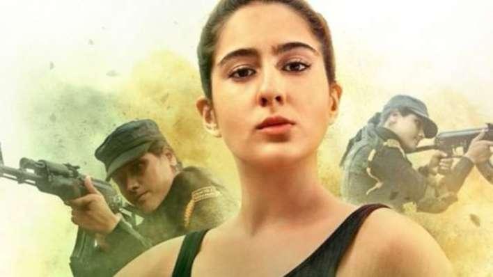 सारा अली खान ने 'मिशन फ्रंटलाइन' से अपने 'वीरांगना' लुक का किया खुलासा