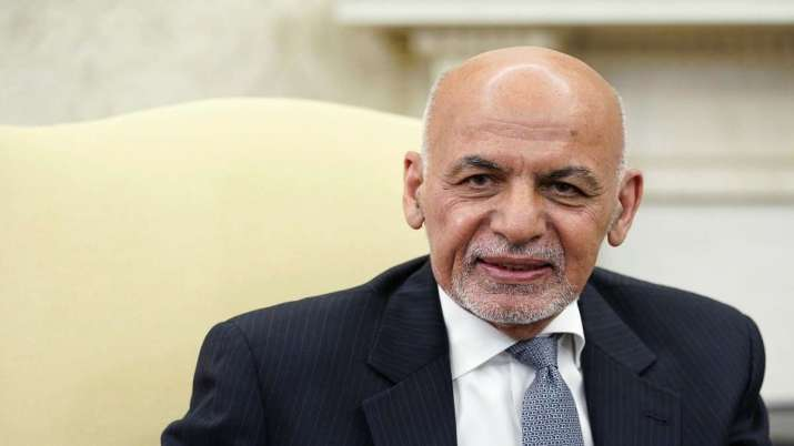ashraf ghani, taliban, president
