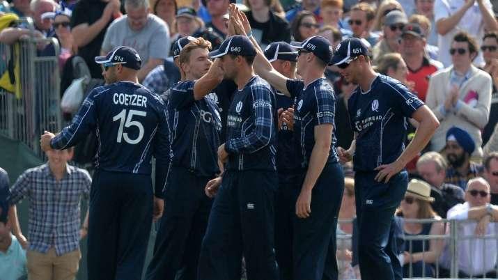 India Tv - Scotland Cricket team