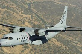 Procurement of 56 C-295 MW transport aircraft for IAF approved by CCS