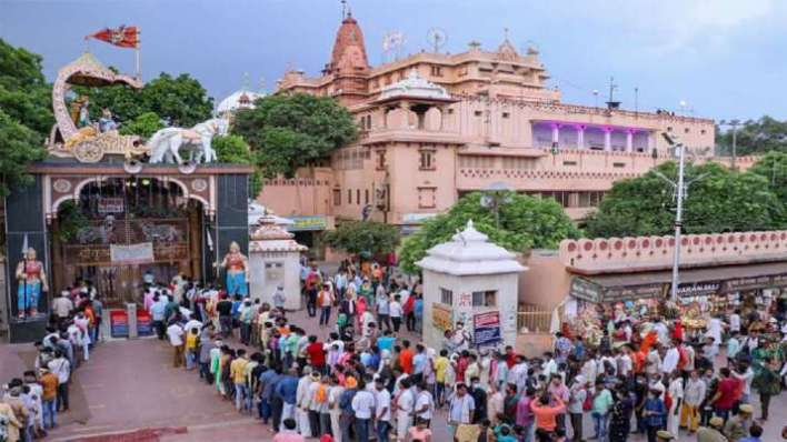 yogi adityanath, mathura, vrindavan, liqour ban, meat ban