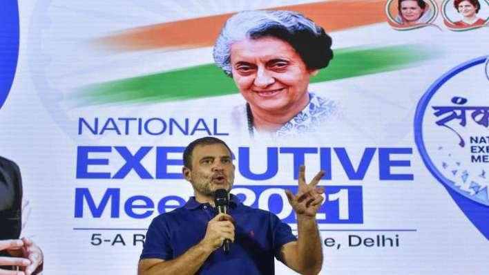 Rahul Gandhi, rahul gandhi attacks government, government job losses, latest national news updates,