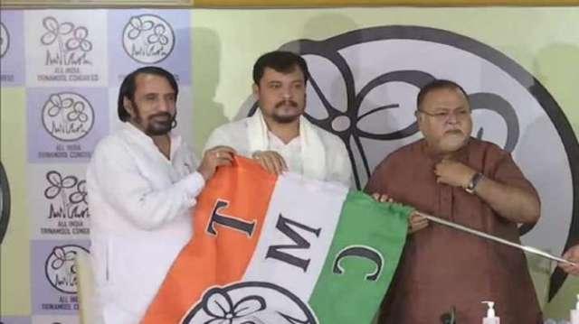 मुझे भाजपा के टिकट पर कलियागंज से चुनाव लड़ना पड़ा