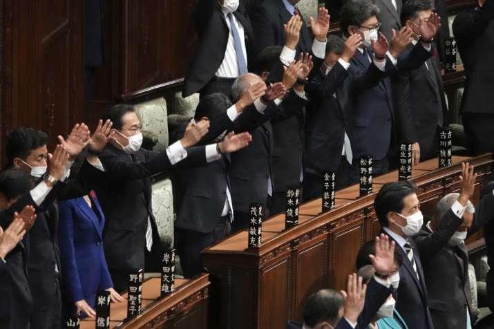 Japan Prime Minister, japan pm fumio kishida, JAPAN pm dissolves lower house, national election, ele