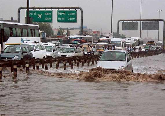 Today Breaking News Roundup In Telugu - Heavy Rains In Delhi