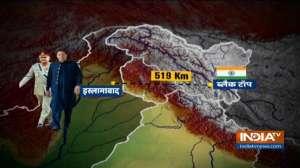 लद्दाख में चीन के खिलाफ भारत के पलटवार से सहमा पाकिस्तान, अब पाक मीडिया को सता रहा यह डर 2