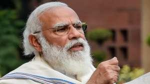 MSP को लेकर फैलाई जा रही बातें सरासर झूठ, समर्थन मूल्य के लिए सरकार प्रतिबद्ध: PM मोदी 2