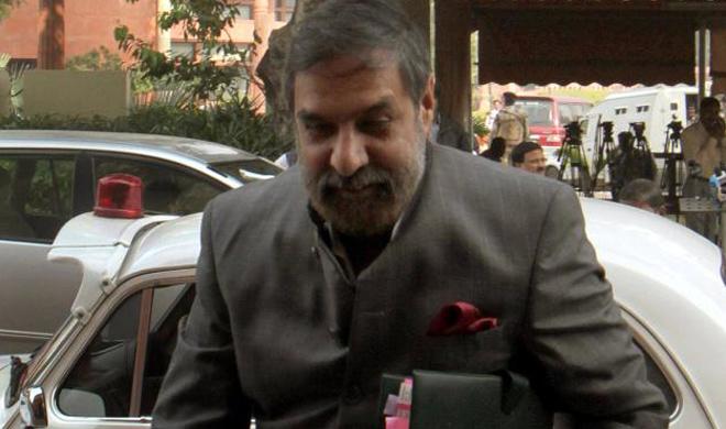 आनंद शर्मा पर जेएनयू में हमला, एबीवीपी पर आरोप