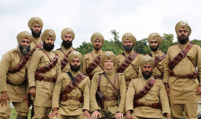 Image result for indian army सिख रेजीमेंट