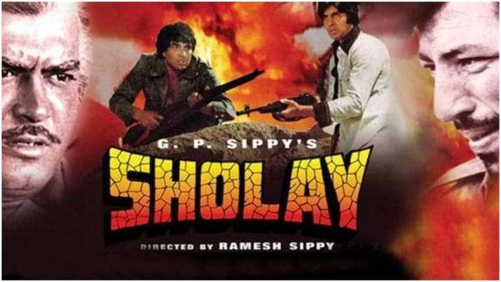 """Sholay"""""""